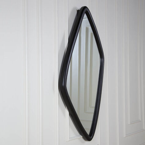 FINLEY MIRROR - EBONY