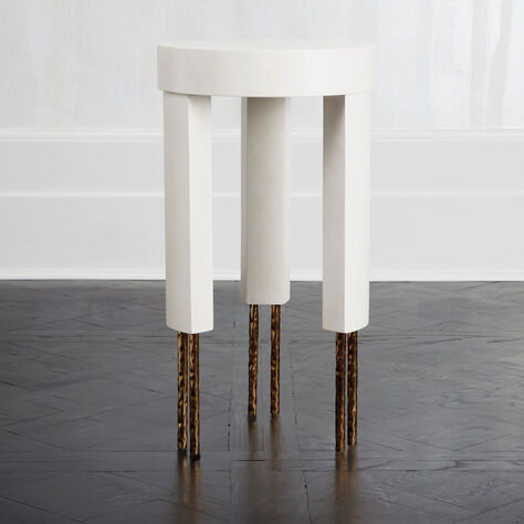Melange Side Table