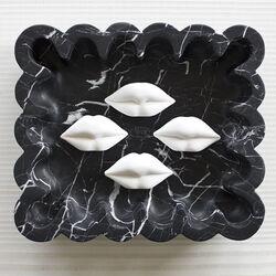 CLASSIC MINI KISS - WHITE