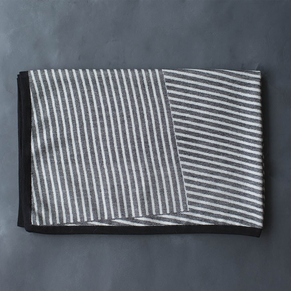 FRACTURED LUXE THROWS