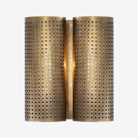 PRECISION DOUBLE SCONCE