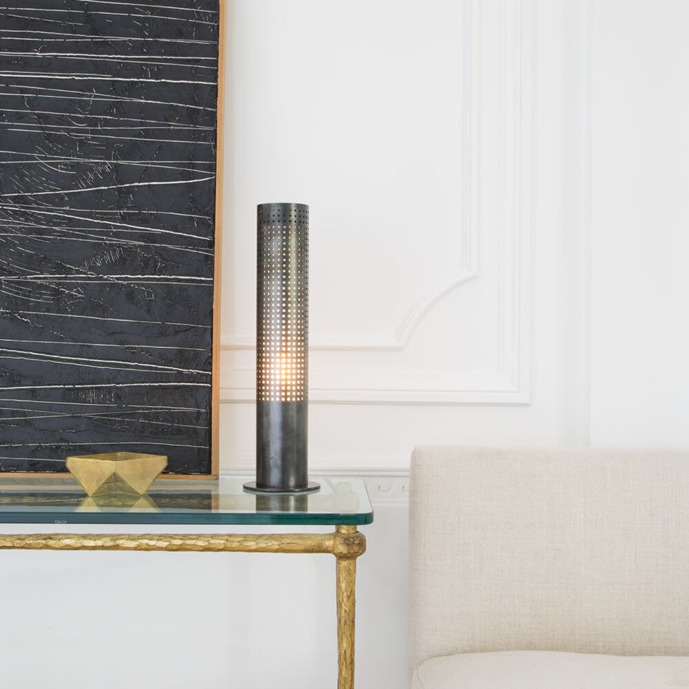 PRECISION TABLE LAMP - BRASS