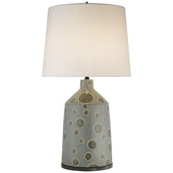 BIJOU TABLE LAMP - GREY
