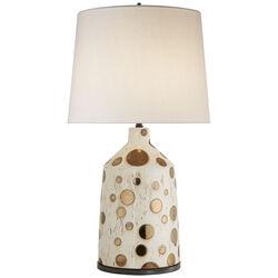 BIJOU TABLE LAMP - BURNT GOLD