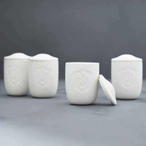 RDF ARTIFACTS SWANS CANDLE