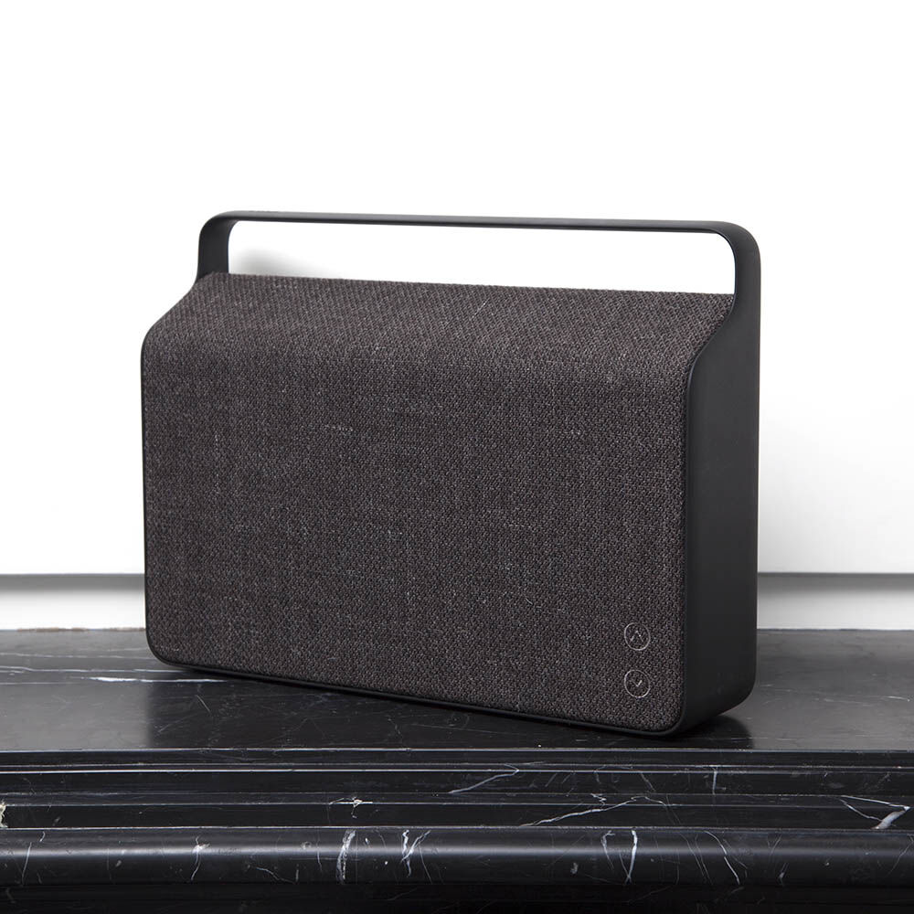 COPENHAGEN SPEAKER - ANTHRACITE GREY