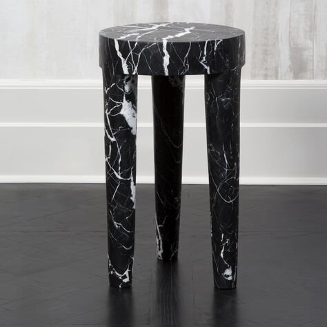 Tall Tribute Side Table
