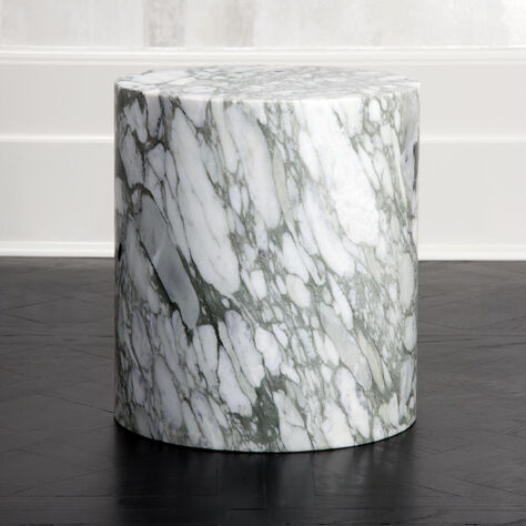 MONOLITH SIDE TABLE - BIG FLOWER