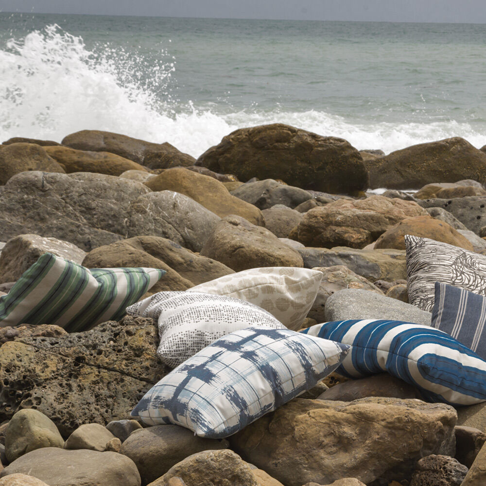 SHORELINE OUTDOOR FABRIC - PEBBLE