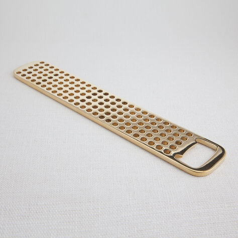PRECISION BOTTLE OPENER - BRASS