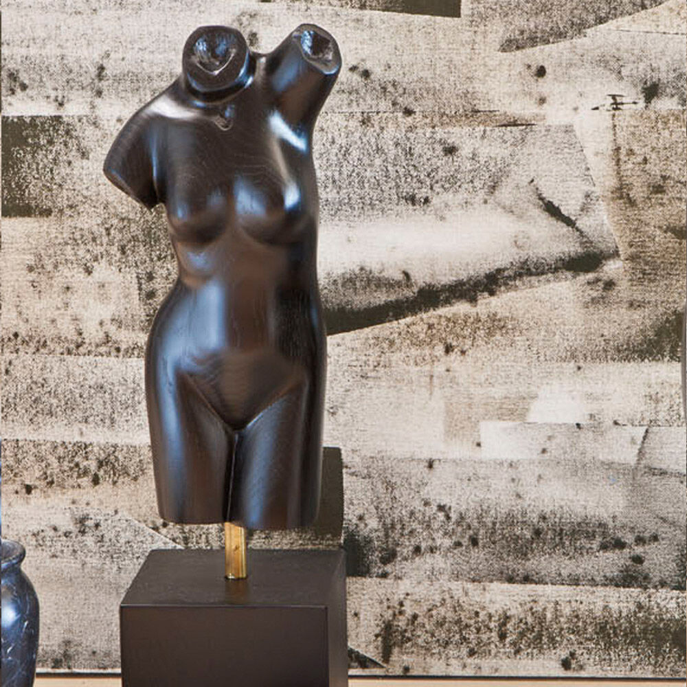 Ebony Female Sculpture