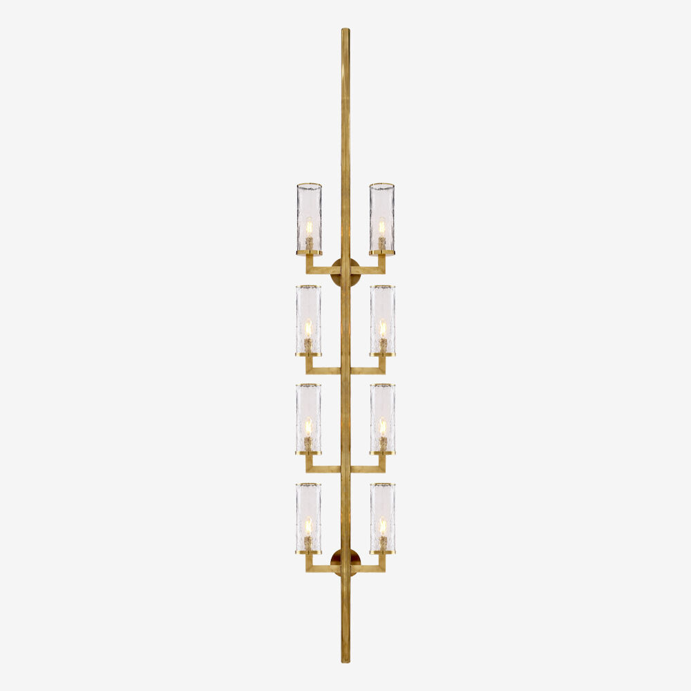 LIAISON STATEMENT SCONCE  sc 1 st  Kelly Wearstler & Designer Wall Fixtures u0026 Lighting Collection | Kelly Wearstler azcodes.com