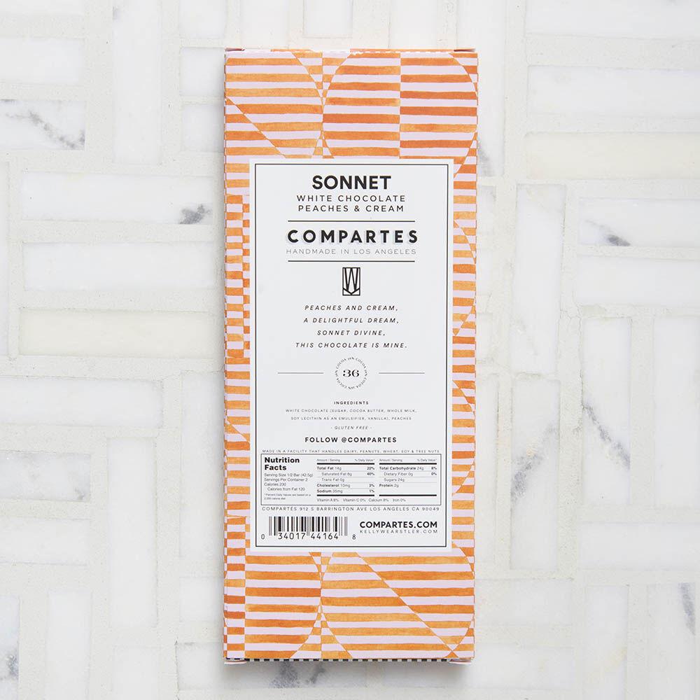 SONNET CHOCOLATE BAR