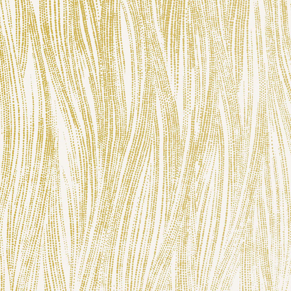 CURRENTS WALLPAPER - GOLD IVORY