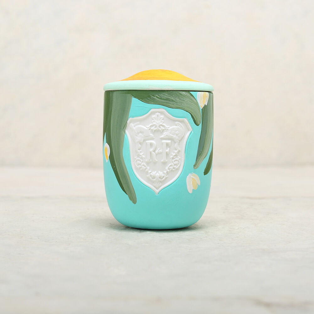 REGIME DE FLEUR - THALEIA ARTIFACTS CANDLE, LIMITED EDITION