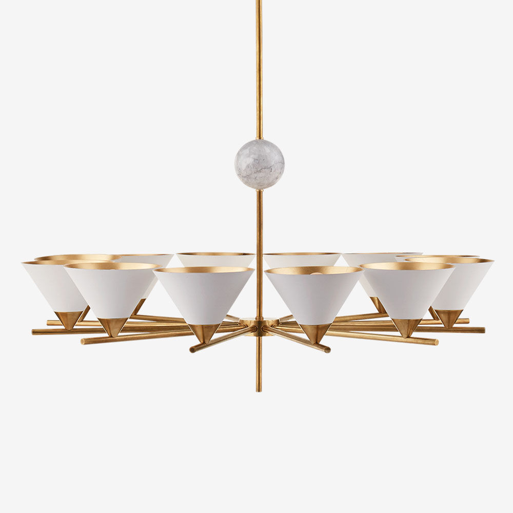 CLEO LARGE CHANDELIER