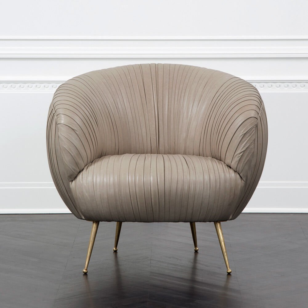 SOUFFLE CHAIR - ECRU