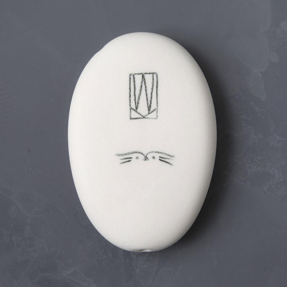 GRAFFITO PIPE - WHITE