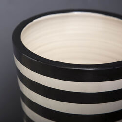 OPTIC VESSEL VASE