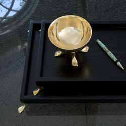 Narcissus Tray Large