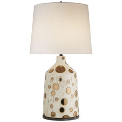 BIJOU TABLE LAMP - BURNT GOLD