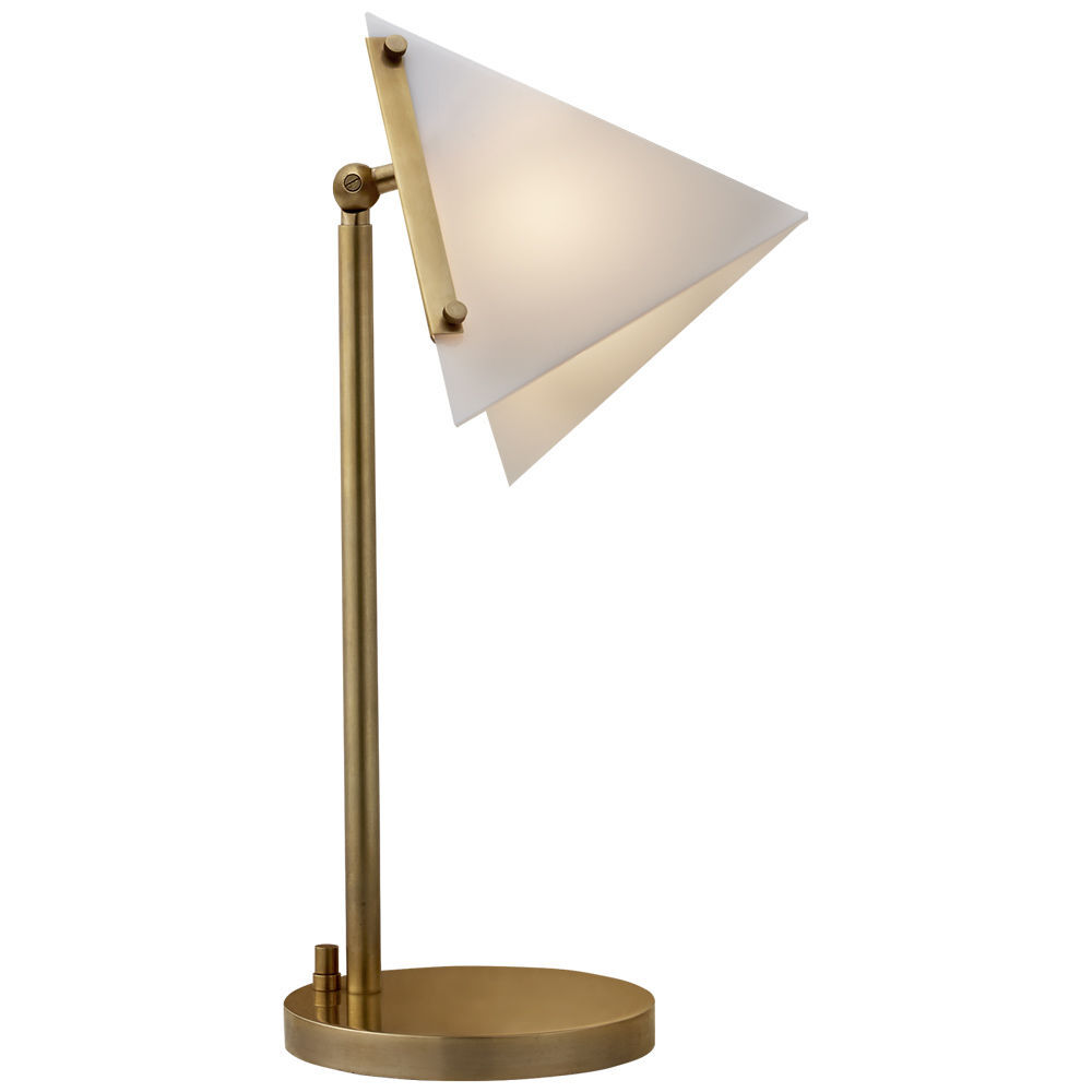 FORMA TABLE LAMP - BRASS