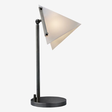 FORMA TABLE LAMP - BRONZE