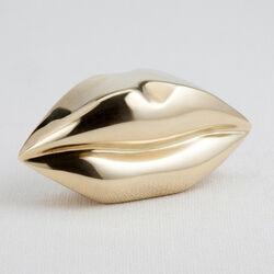 CLASSIC MINI KISS - BRASS