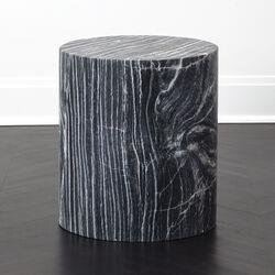 MONOLITH SIDE TABLE - GREY RAINBOW