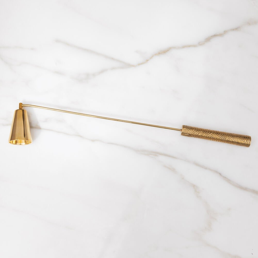 LUSTRE CANDLE SNUFFER