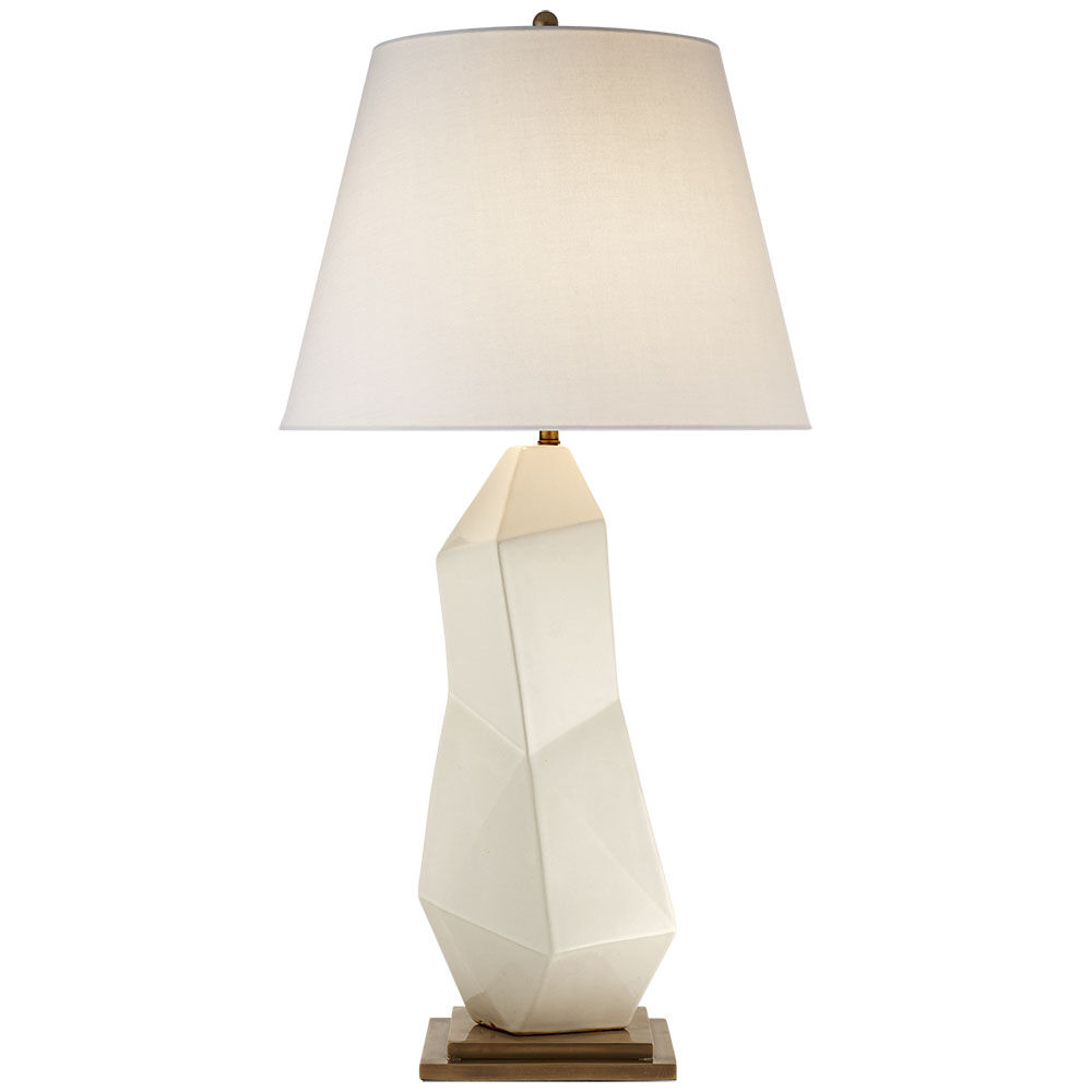 Bayliss Table Lamp White