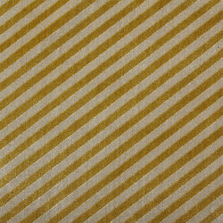 MELANGE CLUB CHAIR - BRASS w/ OBLIQUE GOLD