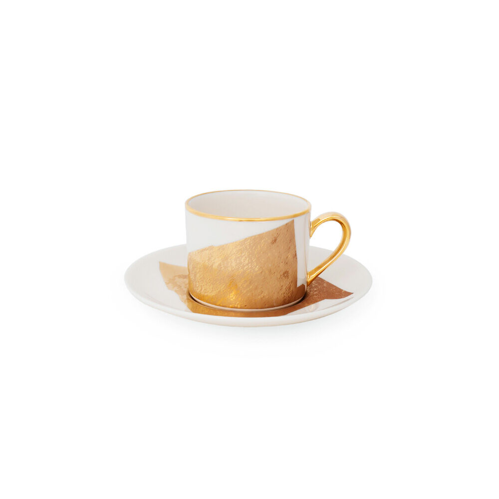 DOHENY TEA CUP AND SAUCER SET