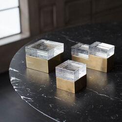 Aria Small Square Box