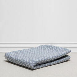 DOTS LUXE THROW - SURF