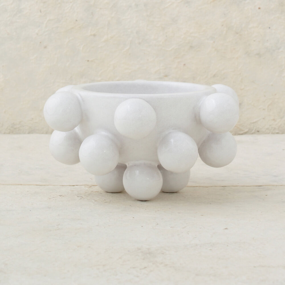 MINI POP BOWL - WHITE