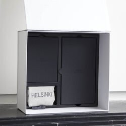 HELSINKI SPEAKER - MISTY BLUE