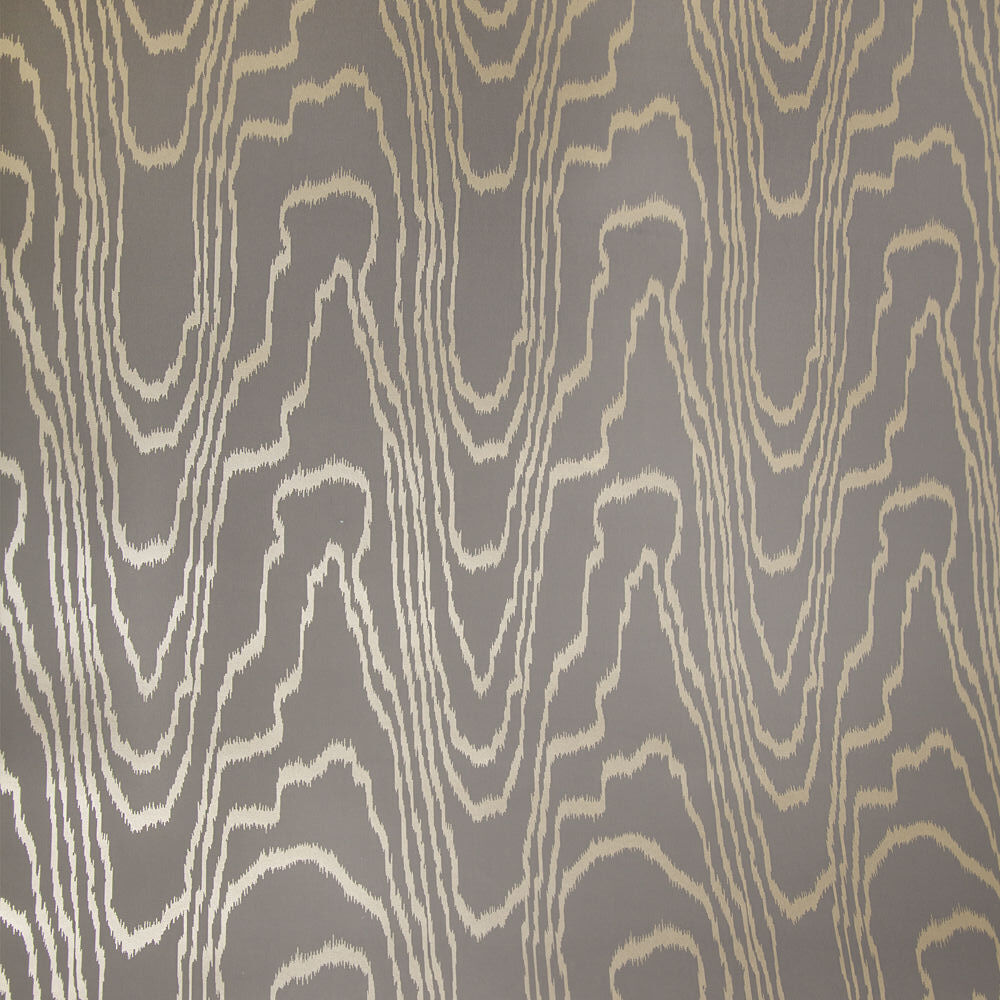 AGATE WALLPAPER - TAUPE GOLD