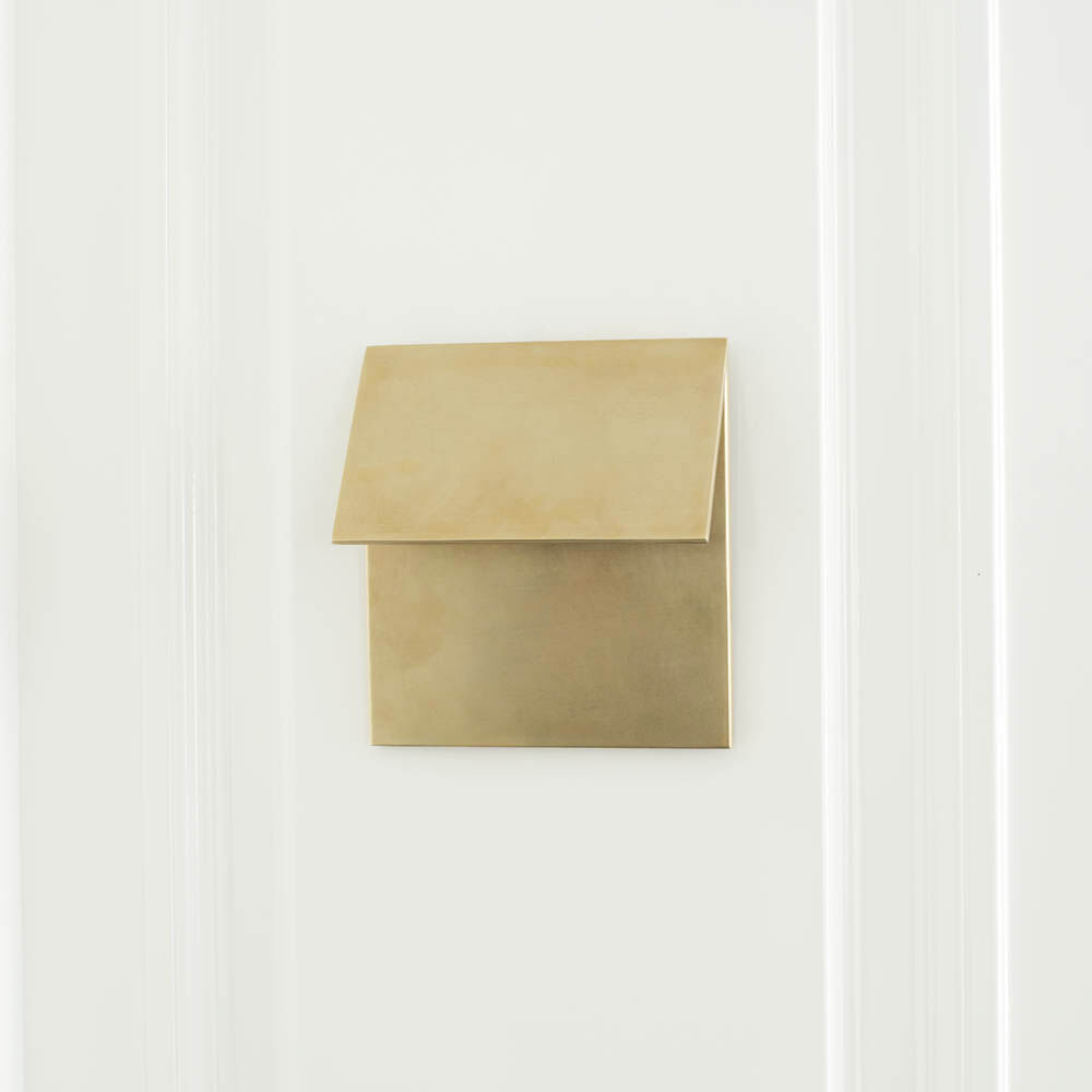 ESKER SINGLE FOLD SCONCE