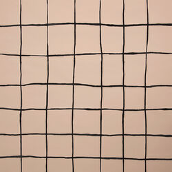 COQUETTE WALLPAPER - SHELL BLACK