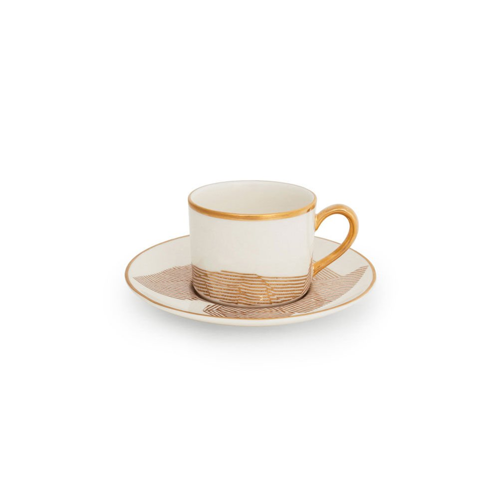 BEDFORD TEA CUP AND SAUCER SET