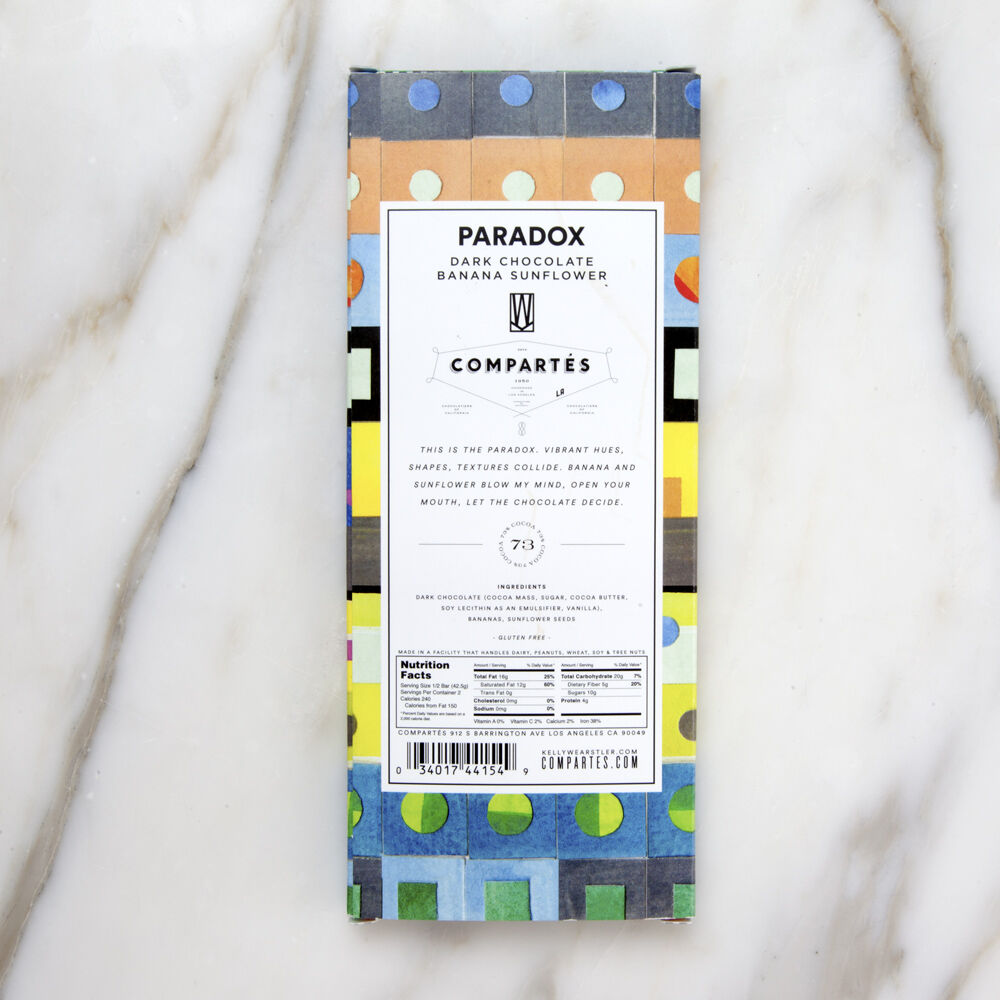 PARADOX CHOCOLATE BAR