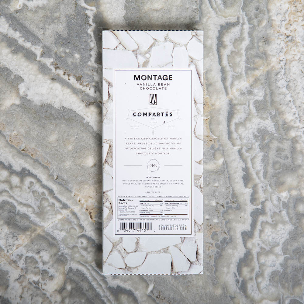 MONTAGE CHOCOLATE BAR
