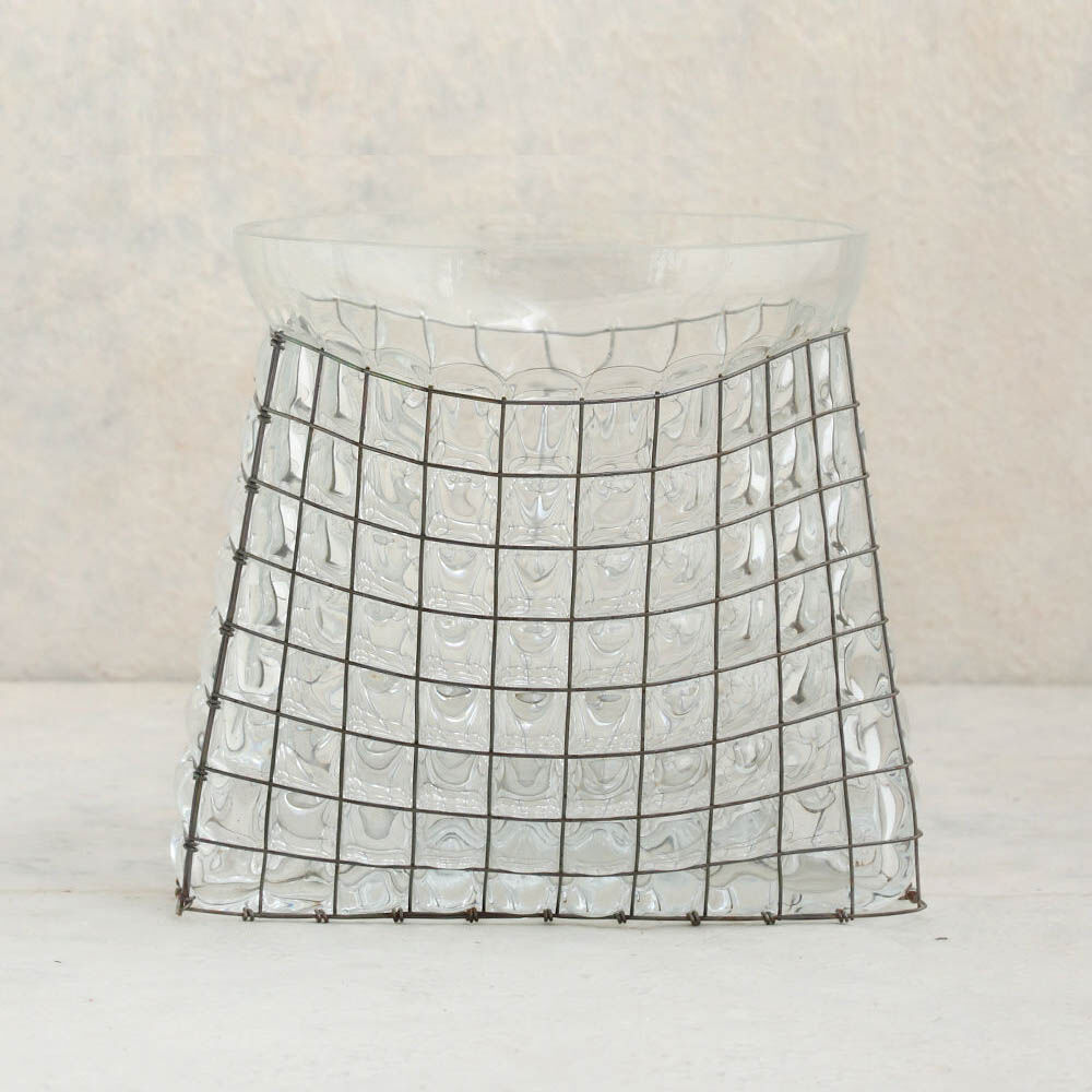GRID CARAFE DECANTER
