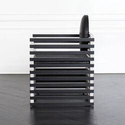 HAUSER ARM CHAIR