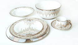 Pickfair Dinnerware Set