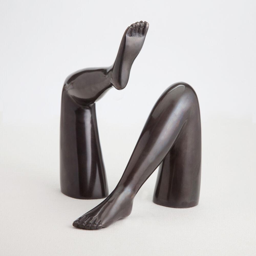 CLASSIC LEGS - OIL RUBBED BRASS