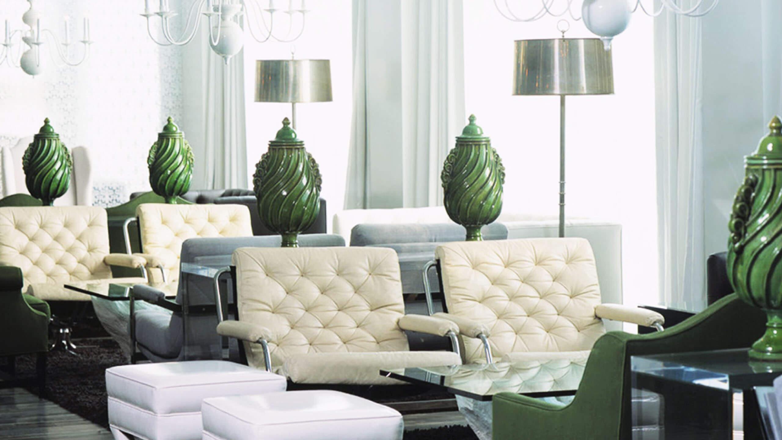 Kelly Wearstler Online Store Interiors