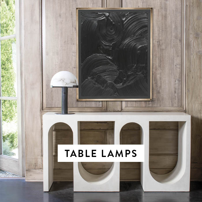 In Stock Table Lamps
