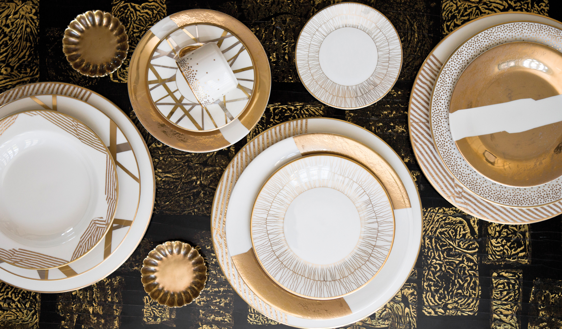 Trousdale Dinnerware Set